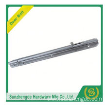 "SDB-006SS Customize High Quality Stainless Steel 6"" Hollow Locking Flush Door Bolt"